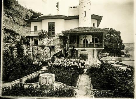Castelul din Balcic. Sursă foto: Arhivele Naționale ale României